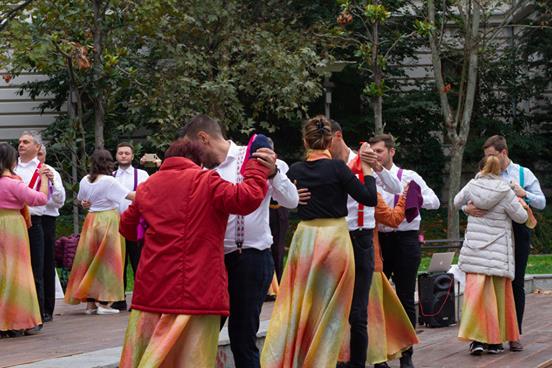 Dansul ca terapie ocupationala