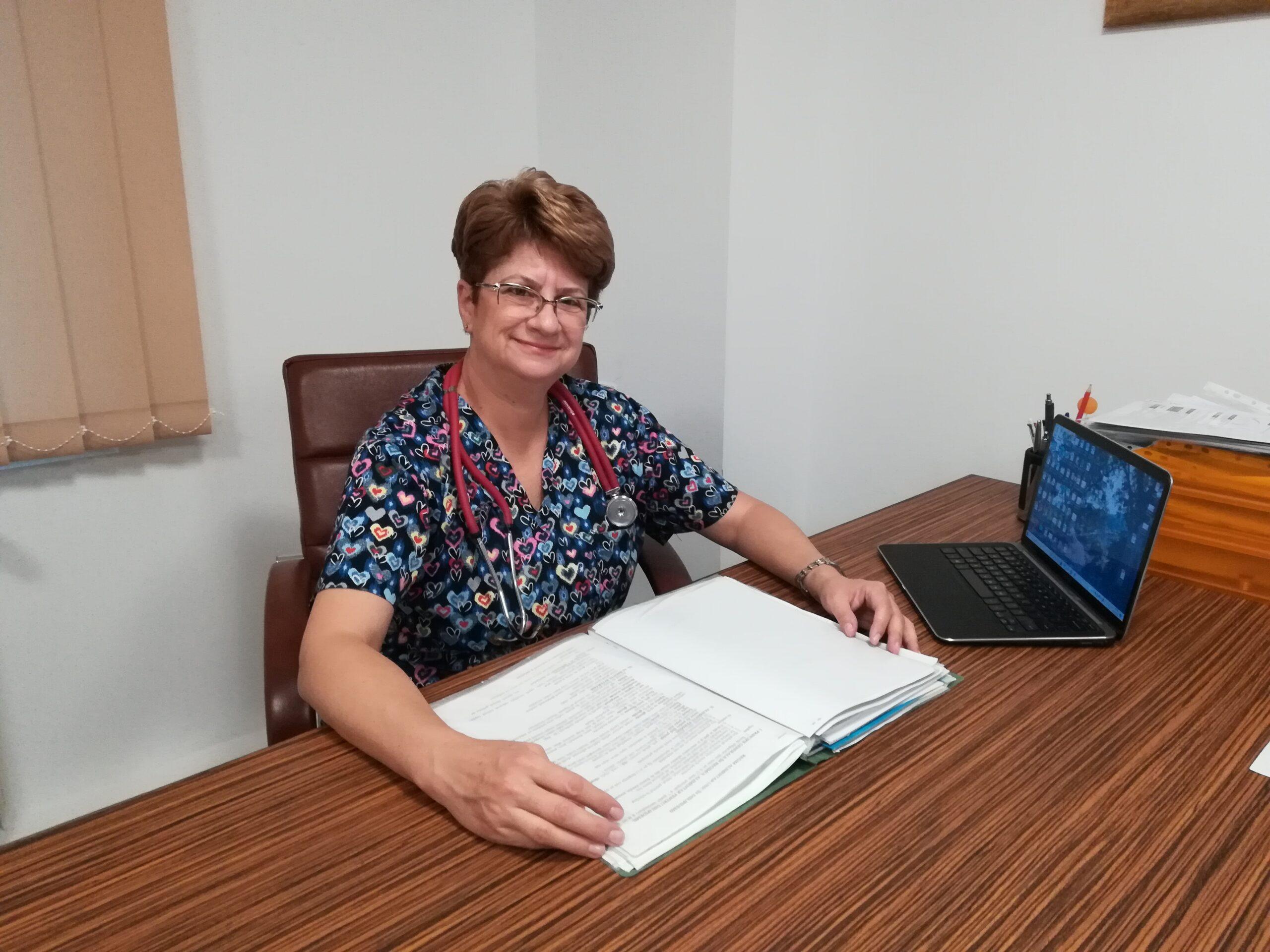 """Dr. Gabriela Mihăilescu: ,,Pacienții trebuie să știe ce simptome să urmărească"""""""