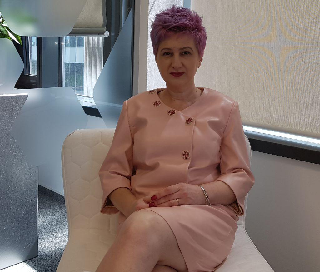 """Simona Tănase, președintele AISM: ,,Un pacient cu scleroză multiplă are extrem de multe hopuri peste care trebuie să treacă"""""""