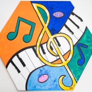 Viata este muzica